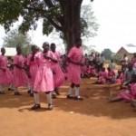 Vatten- och sanitetsprojekt i Uganda 2010