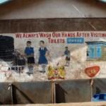 KLM bidrar till bättre hälsa i slumområdet Kibera, Nairobi