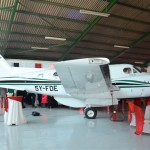 Flying Doctors flygplansflotta växer