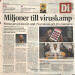 Norrsken Foundation stödjer Amrefs digitala App med 600 000 kronor