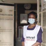 Att leda en hälsocentral i Kiberas slum under en kris: Lydias berättelse